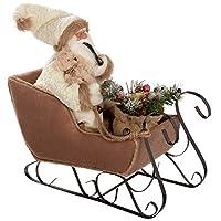 Un simpatico Babbo Natale che porterà gioia a voi e i vostri ospiti questo  Natale. Egli