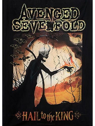 Avenged Sevenfold Bandiera in tessuto Reaper 77 x 105 cm