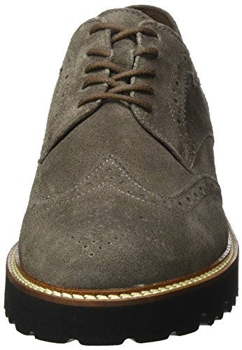 Gabor Damen Fashion Derbys Braun (13 Wallaby (Cognac))