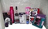 Grace Cole & Madonna, Loreal & Revlon, 14pc Eyelashes, Makeup, Nail & Skin Set, inc Foundation, Lipstick, Eyeshadow, Eyelashes & Varnish