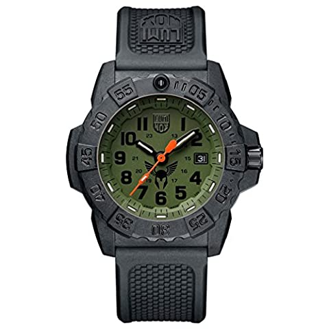 Luminox new NavySEAL TOUGH VIKING special edition Watch with carbon