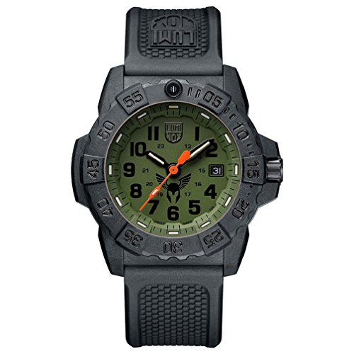 Luminox Herren-Armbanduhr XS.3501.BO.TV.SET (Navy Seal Uhr)