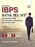 #9: New Pattern IBPS Bank PO/MT 20 Practice Sets for Preliminary & Main Exam with 7 Online Tests