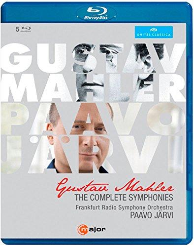 Mahler-Smtliche-Sinfonien-Paavo-Jrvi-5-Blu-rays