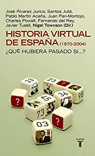 Historia virtual de España par Nigel Townson
