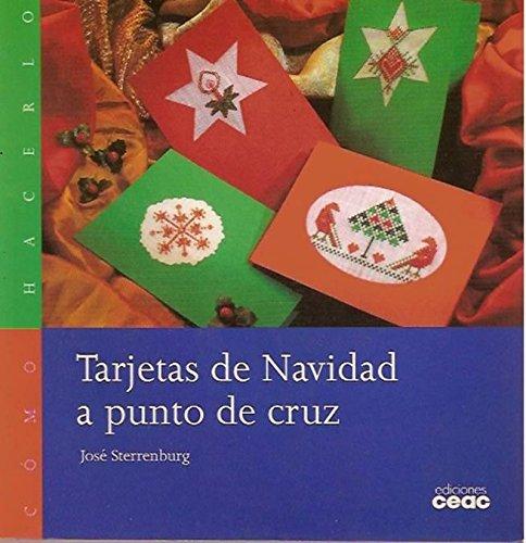 Tarjetas de Navidad a Punto de Cruz