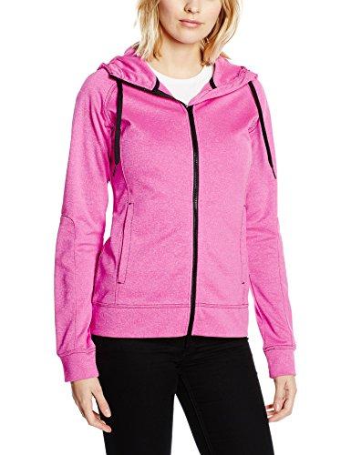 Stedman Apparel Active Performance Jacket/St5930 - Sweat-shirt - Femme Rose - Pink (Orchid)