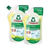 2x Frosch Citrus Dusche & Bad Reiniger 500 ml...