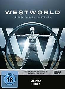 Westworld Staffel 1: Das Labyrinth [3 DVDs]