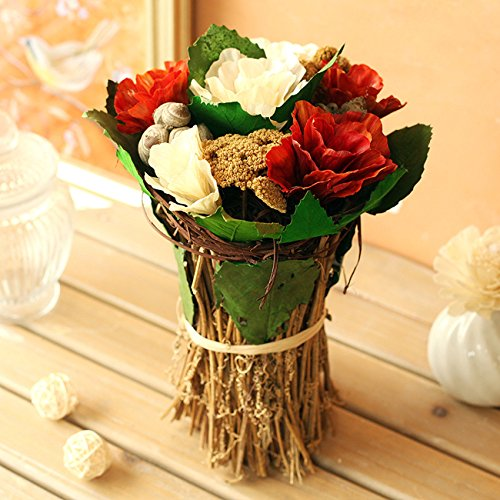 NOHOPE In stile europeo bouquet floreali Home