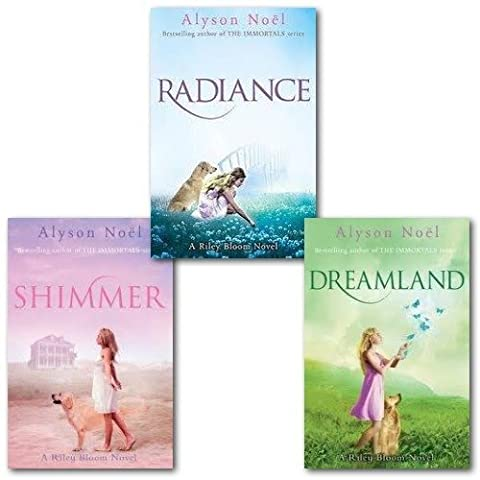 Radiance Tome 3 - Alyson Noel the immortals series collection 3