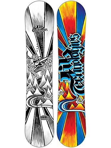 LIB Tech Kinder Freestyle Snowboard Banana Blaster 120 Btx 2018 Youth