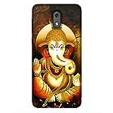 For Nokia 2 Ganesha ( Ganesha, God, Baghwan, Lord, Jesus, Cristrian, Allah ) Printed Designer Back Case Cover By King Case