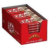 Nestle KitKat chocoladegrendel, melkchocolade, verpakking van 24 (24 x 41,5 g) grote verpakking