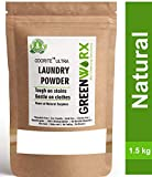 Greenworx Ultra Laundry Powder (1.5 kg pack) Natural, 100% biodegradable, baby safe, caustic