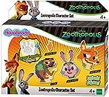 Aquabeads Zootopia Character Set