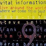Live Around The World-1998-99 (2 CD)
