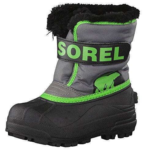 Sorel-Unisex-Kinder-Childrens-Snow-Commander-Schneestiefel