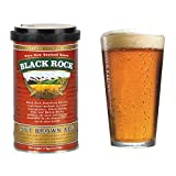 Black Rock Nut Brown Ale - Bierbrau-Set, Brauen Sie Ihr eigenes, hausgemachtes Bier