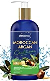 StBotanica Moroccan Argan Hair Conditioner - With Organic Argan Oil & Vitamin E