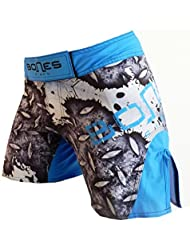 """Bones Fight"": Fight shorts para mujeres, women´s MMA short, MMA short para mujeres, BJJ, Women´s grappling short, women´s free fight short (L)"