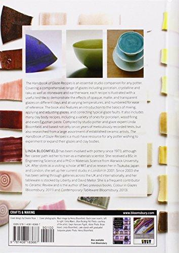 Handbook of Glaze Recipes
