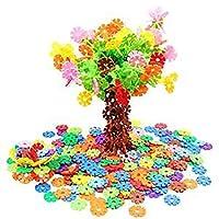 Snowflake Building Blocks - 150 Pieces - Magic Toys