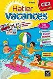 Cahiers De Vacances Hatier: Ce2 (Vers Le Cm1) 8/9 Ans