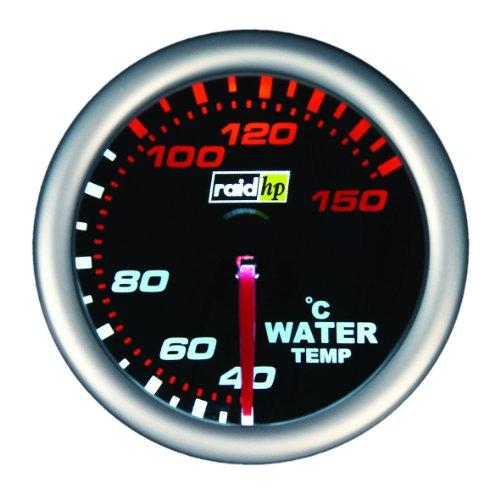 Raid HP 660244 Zusatzinstrument Wassertemperaturanzeige Night Flight