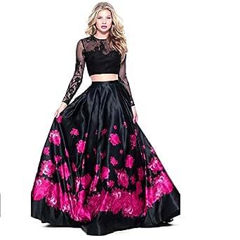 Nena Fashion Women's Stain silk Semi-stitched Lehenga choli (Pink)