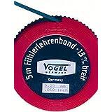 Vogel 455050 - Rollo fleje calibrador 5mx13mm espesor 0,50