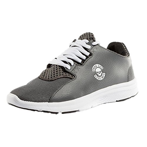 Thug Life Homme Chaussures / Sneakers Nosmis Grey