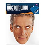 Doctor Who - 12th Doctor - Card Face Mask
