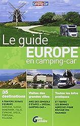 Le guide Europe en camping-car