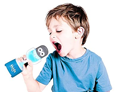 Singing Machine SMK445 Bluetooth Microphone Karaoke Machine with inbuilt speaker