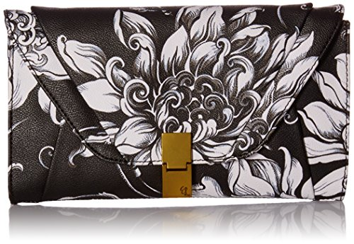 elliott-lucca-cordoba-clutch-black-white-wildflower