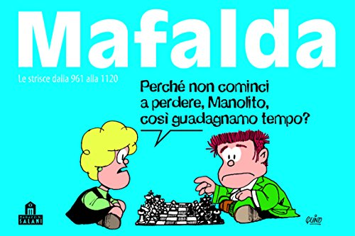 Download Mafalda Volume 7: Le strisce dalla 961 alla 1120