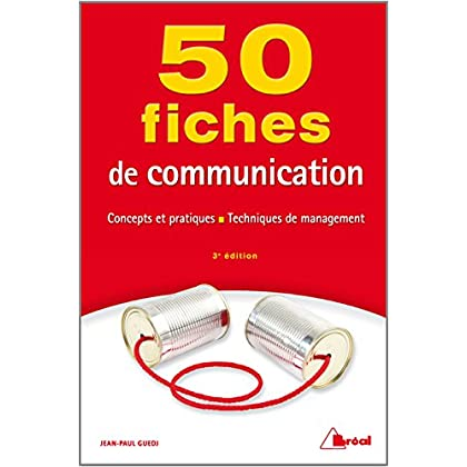 50 Fiches de Communication