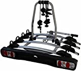 Sparkrite 4 Bike Tow Bar Cycle Carrier 2016 Model