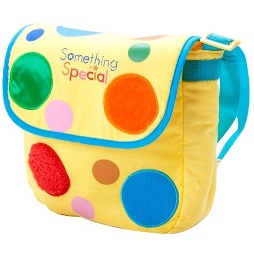 Image of Something Special Mr Tumble Spotty Bag