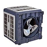 FANS LHA Protezione ambientale Aria condizionata Ventola di raffreddamento industriale Evaporativa Raffreddamento ad acqua Aria condizionata Officina Officina Ventilazione Raffreddamento -18000m3 / H