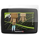 atFoliX Protector de pantalla para TomTom Start Serie, Navigation Devices