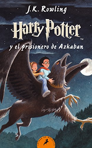 Harry Potter prisionero Azkaban: 102 Letras Bolsillo