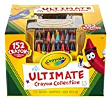 Crayola 52-0030-0-000 Ultimate Collection Crayons (152-Piece)
