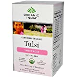 Organic India Org Tulsi Sweet Rose