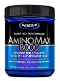 Gaspari Nutrition AminoMax 8000 Size, Strength and Endurance Tablets - Tub of 350