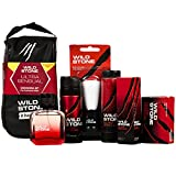 #6: Wild Stone Ultra Sensual For Men Grooming Kit.