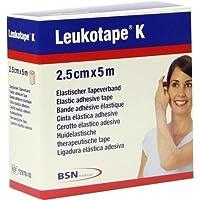 LEUKOTAPE K 2,5 cm hautfarben 1 St Verband preisvergleich bei billige-tabletten.eu