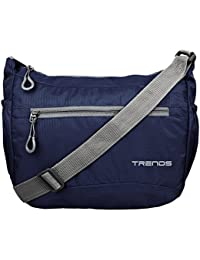 Polyester Nylon Light Weight Unisex Sling Bag