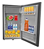 Mitashi 87 L 2 Star Direct-Cool Single-Door Refrigerator (MSD090RF100, Silver)